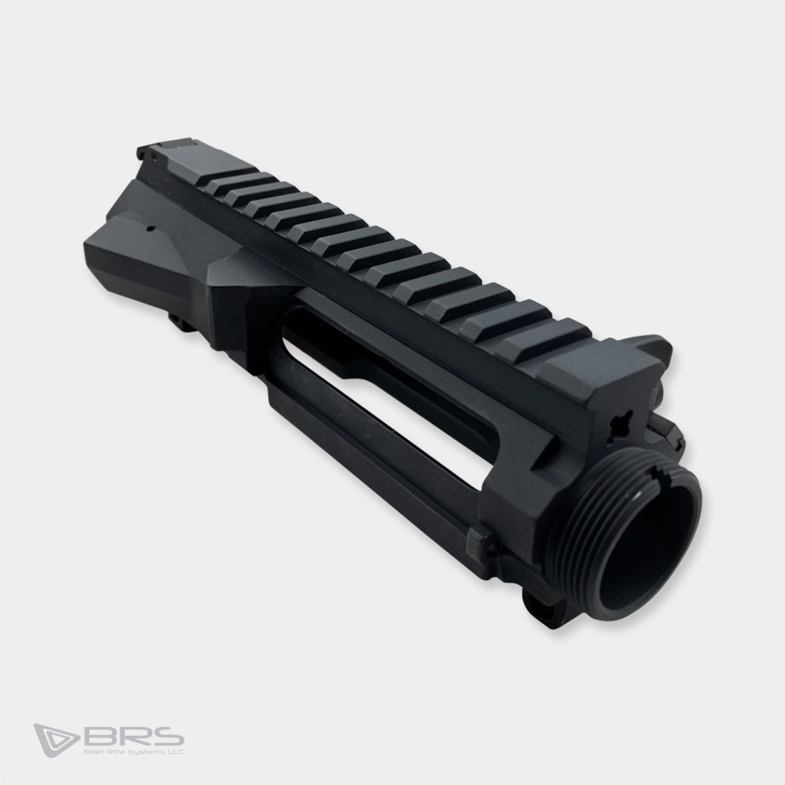 billet rifle systems side charging upper for the ar15 762x39 side charger 556 ar pistol 1