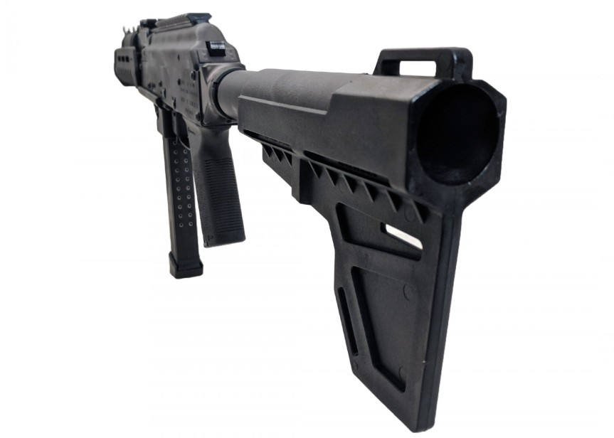 century arms draco nak9x 9mm ak pistol HG3736-N 4.jpg