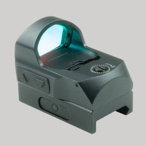 crimson trace cts-1300 reflex red dot micro red dot for the shotgun small optic for the rifle 01-8530