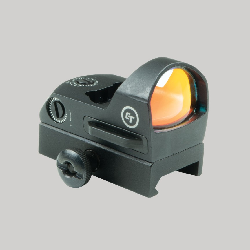 crimson trace cts-1300 reflex red dot micro red dot for the shotgun small optic for the rifle 01-8530 a.jpg