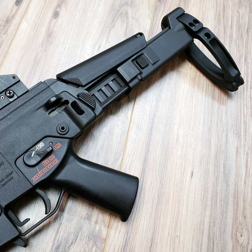 Dan haga designs acr stock on hk g36 acr stock adapter bushmaster acr stock on g36 hk not for the poors (2)