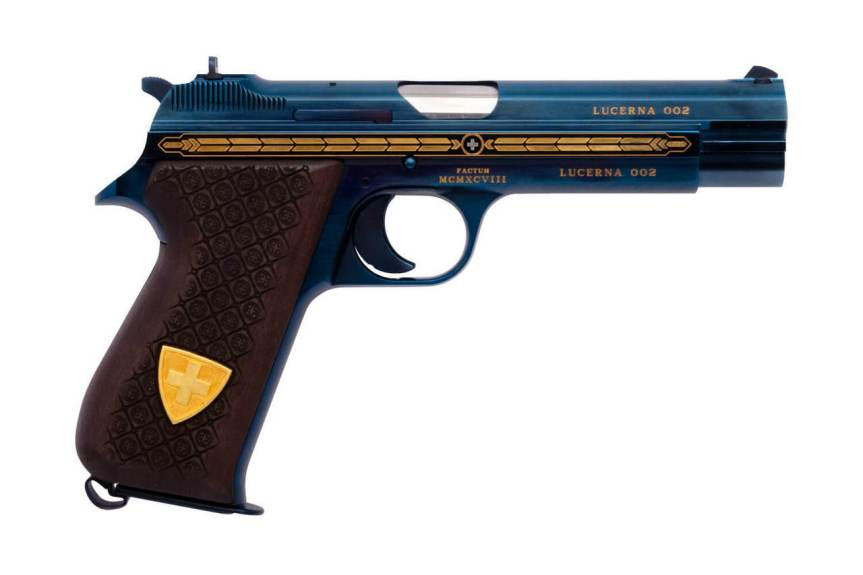 edelweiss arms sig p210 canton lucerne limited edition pistol most valuable gun 1.jpg