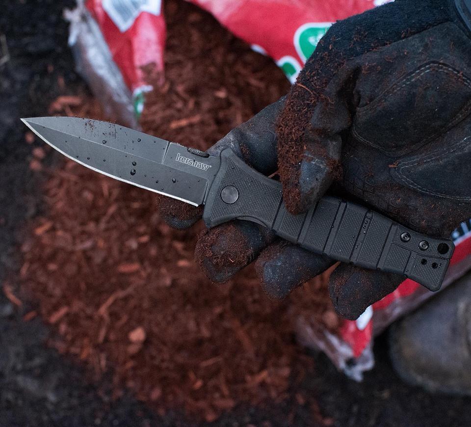 KERSHAW KNIVES DEBUTS THE XCOM KNIFE!!!