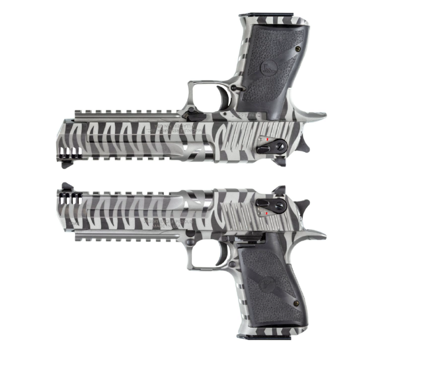 magnum research white tiger desert eagle white stripes pistols de50wts de44wts  1 - Copy.png