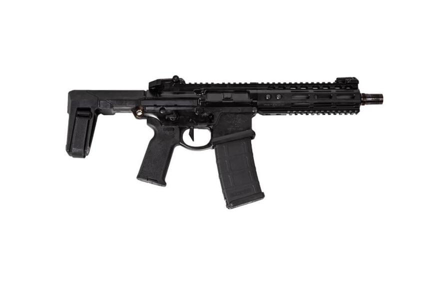 noveske rifleworks m4-pdw pistol ar15 pistol noveske barrel q honey badger stock brace q honey badger pistol. 1