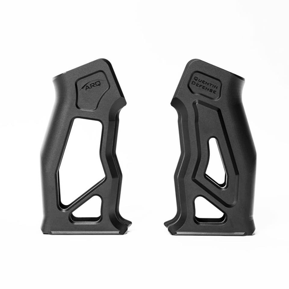 QUENTIN DEFENSE RELEASES TWO NEW BILLET GRIPS FOR THE AR-15 PLATFORM!!