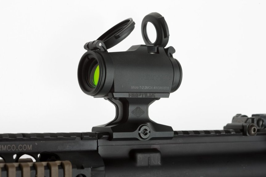 reptilia corp dot optic mounts dot mounts for the mro aimpoint lightweight mount ar15 scar mro mount 7
