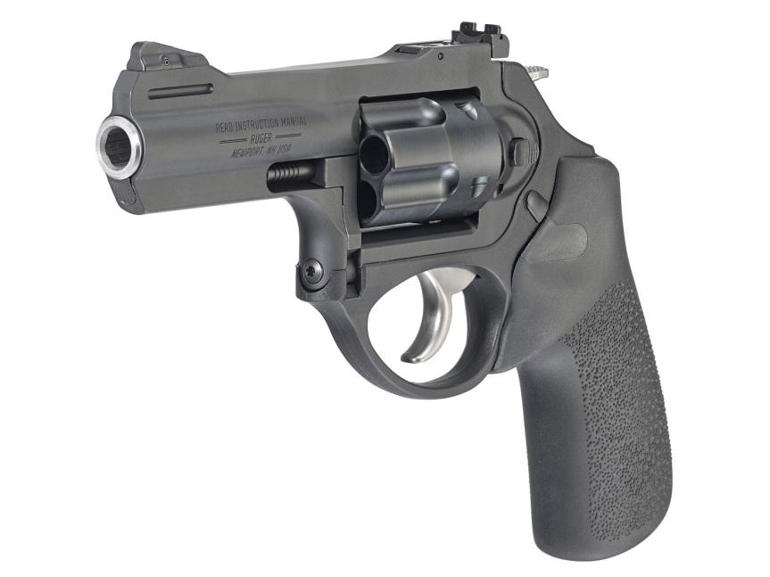 ruger lcrx 357 magnum revolver 3 inch barrel moel 5444 ruger monolithic frame 5