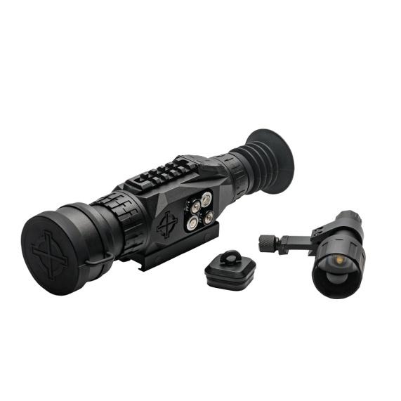 sightmark 4-32x50mm wraith digital riflescope SM18011 2
