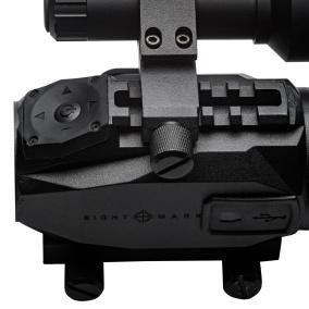 sightmark 4-32x50mm wraith digital riflescope SM18011 4