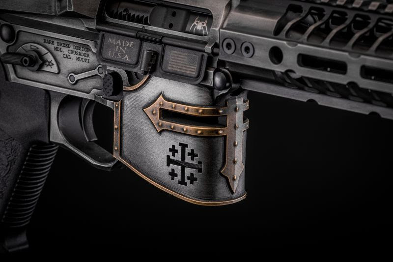 spikes tactical rare breed crusader ar15 rifles spikes lower ar-15 1