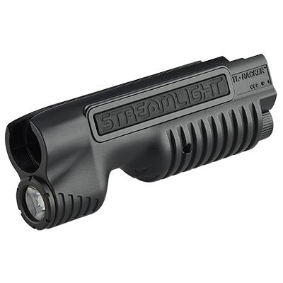 streamlight tl-racker shotgun light forend with a light in it pump action shotgun tactical light