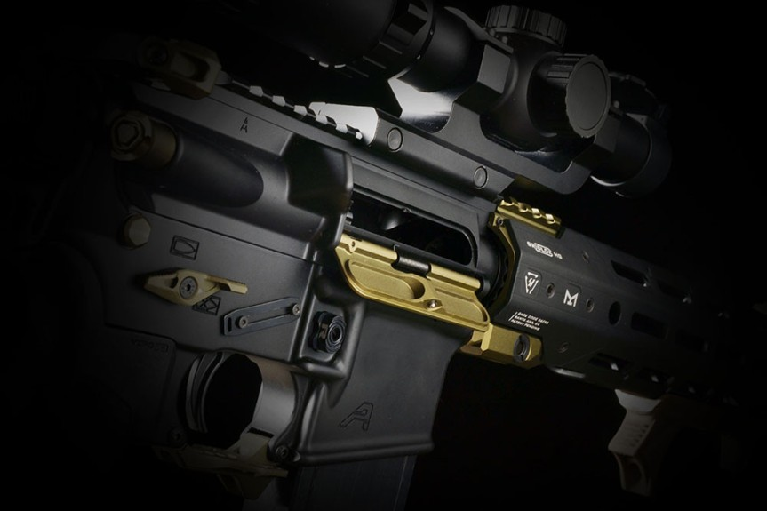 strike industries billet udc ar15 dust covers aluminum dust cover for the AR-15 platform AR-BUDC-223 2.jpg
