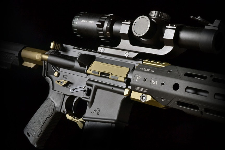 strike industries billet udc ar15 dust covers aluminum dust cover for the AR-15 platform AR-BUDC-223 a.jpg