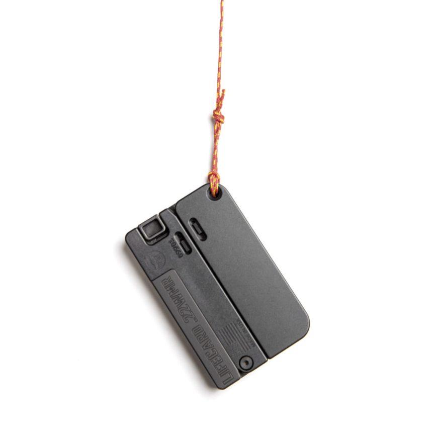 trailblazer firearms lifecard 22 magnum folding pistol in my pocket lifecard 22mr 4