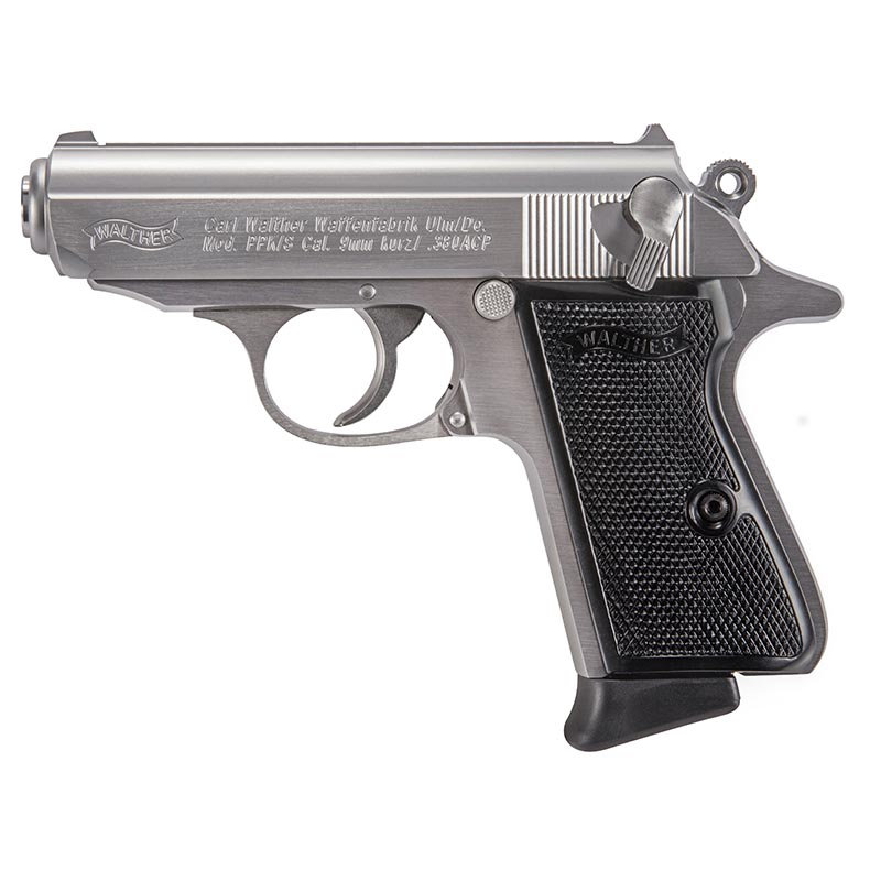WALTHER ARMS RE-INTRODUCES THE PPK/S!!!