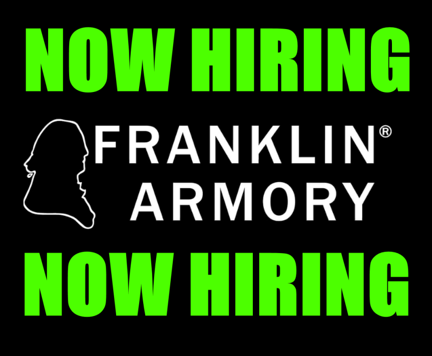 franklin armory now hiring for firearm industry.png