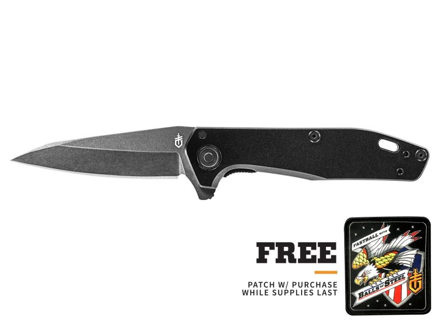 gerber grear fastball flipper pocket knife edc blades 5