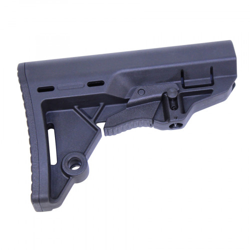 guntec usa t.e.s. stock tactical entry stock for the ar15 minimalist ar stock 4