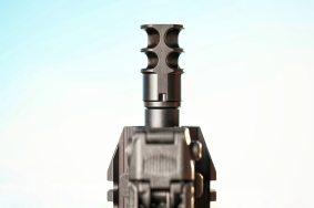 JMAC CUSTOMS SHOWS OFF NEW NEW RRD-2C 556 MUZZLE BRAKE JMAC CUSTOMS SHOWS OFF NEW NEW RRD-2C 556 MUZZLE BRAKE