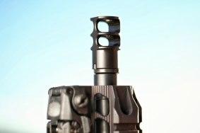 JMAC CUSTOMS SHOWS OFF NEW NEW RRD-2C 556 MUZZLE BRAKE