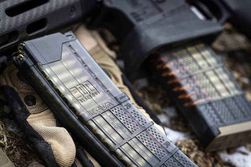 lancer systems l5awm 300 blackout magazines ar15 mags 1
