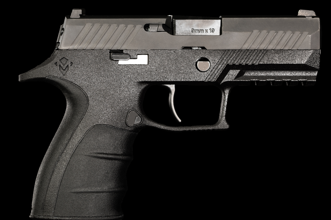 MIRZON LAUNCHES NEW SIG P320 GRIP MODULE!