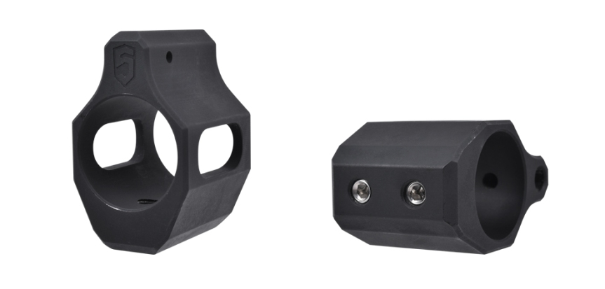 phase 5 weapon systems low profile gas block dimple screw for gas block. 5