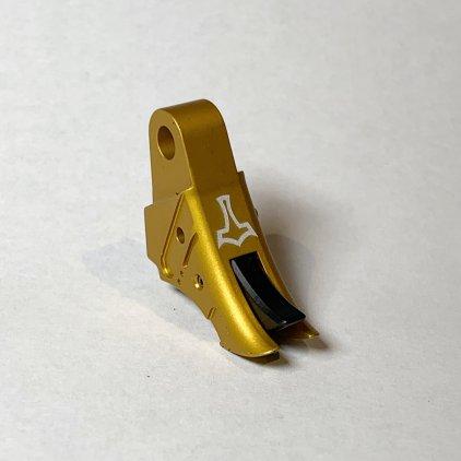 ssvi tyr trigger gold trigger gold glock trigger custom glock triggers