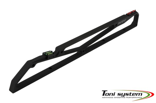 tonisystem rib sight ar15 sights buis fiber optic ar-15 sights 3