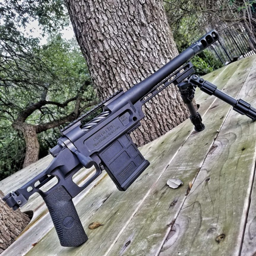 black collar arms pork sword chassis remington 700 pistol build 458 socom pistol for hunting hogs  1.jpeg