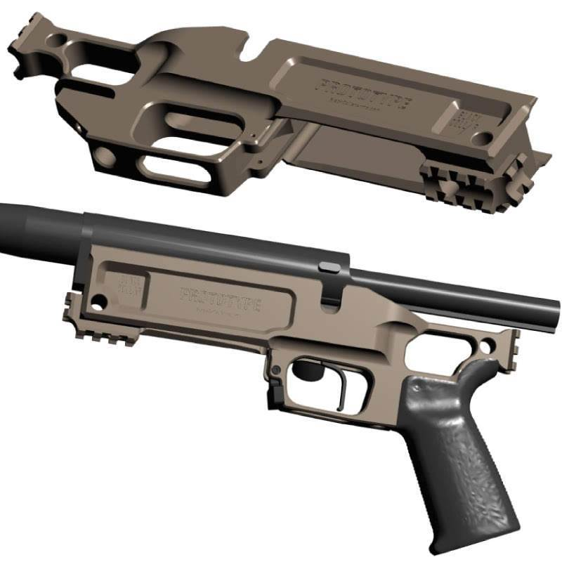 black collar arms pork sword chassis remington 700 pistol build 458 socom pistol for hunting hogs  3.jpg