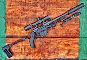 black collar arms pork sword chassis remington 700 pistol build 458 socom pistol for hunting hogs