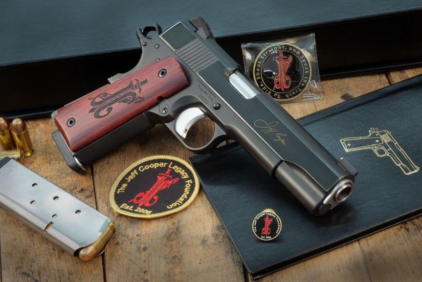 ed brown  Jeff Cooper Commemorative 1911 pistol muh 1911 44acp 1.jpg