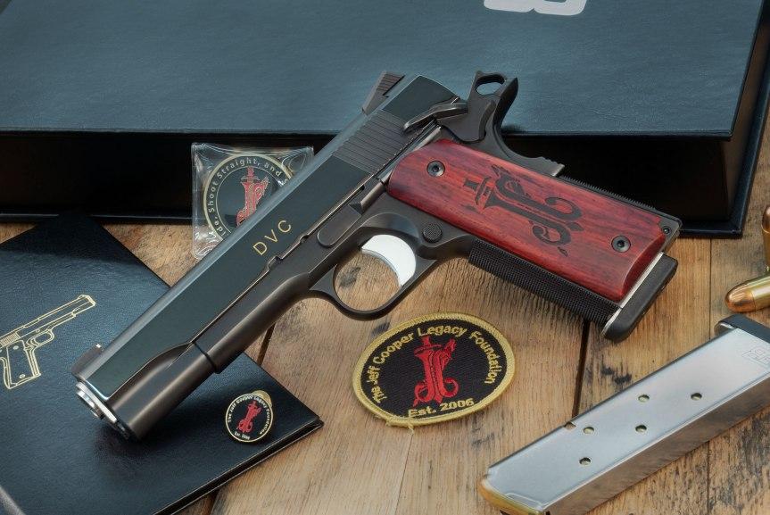 ed brown  Jeff Cooper Commemorative 1911 pistol muh 1911 44acp 3.jpg