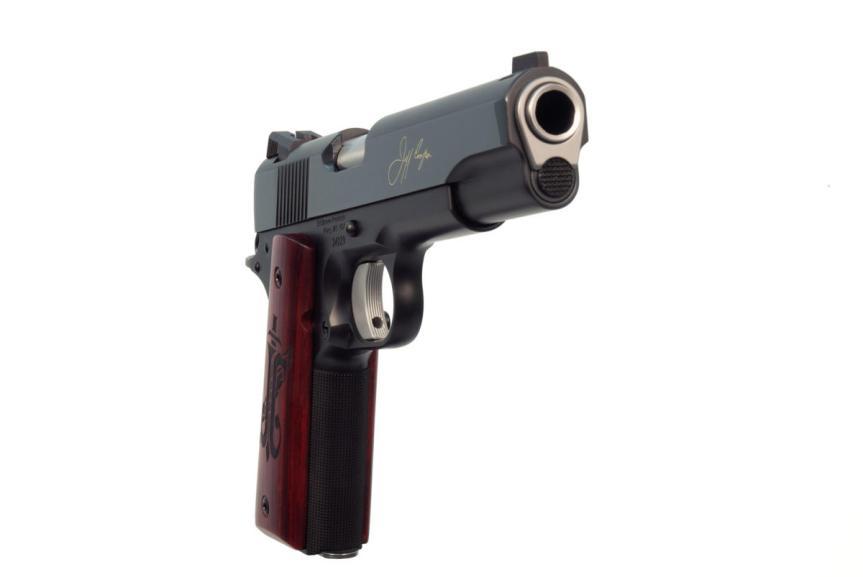 ed brown Jeff Cooper Commemorative 1911 pistol muh 1911 44acp 4