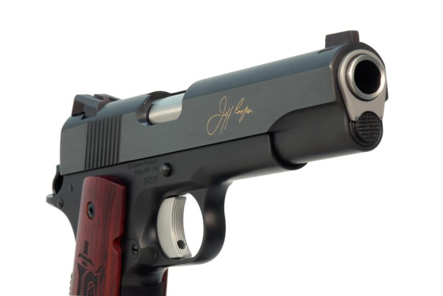 ed brown  Jeff Cooper Commemorative 1911 pistol muh 1911 44acp 5.jpg