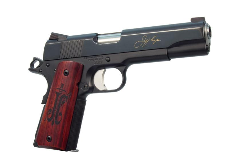 ed brown Jeff Cooper Commemorative 1911 pistol muh 1911 44acp 6