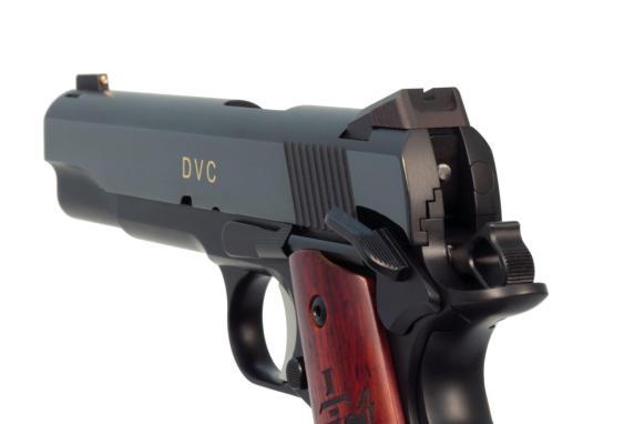 ed brown Jeff Cooper Commemorative 1911 pistol muh 1911 44acp