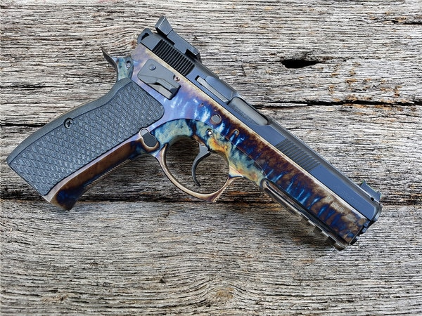 GUNCRAFTER INDUSTRIES SHOW SUPPORT FOR CZ WITH NEW EXECUTIVE SERIES PISTOLS!!!