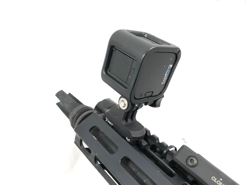 kinetic development grou Kinetic M-LOK QD Go Pro mount for mlok rifle camera  2.jpg