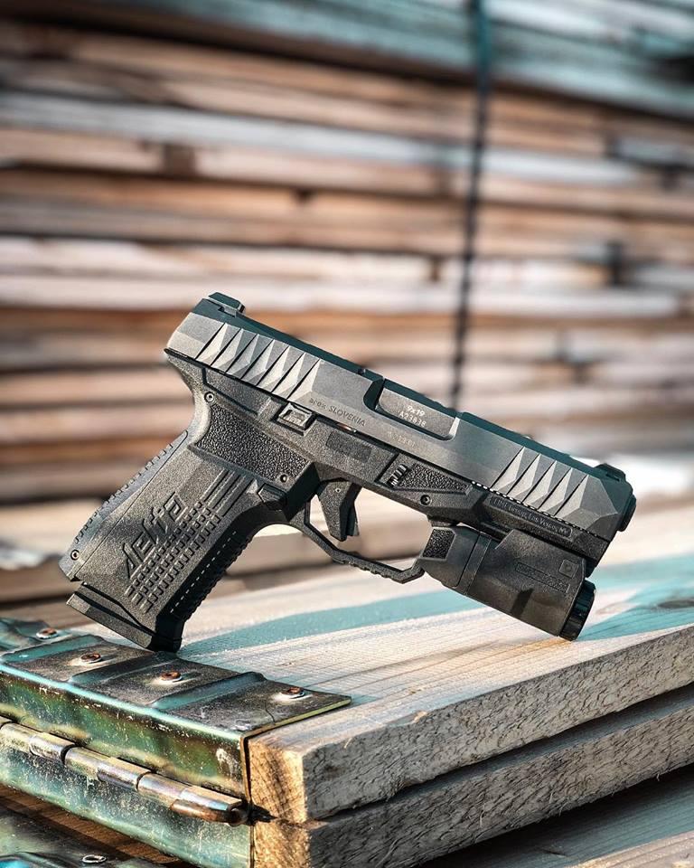rex firearms arex rex delta pistol striker fired rex rex delta-01 pistol 9mm 1