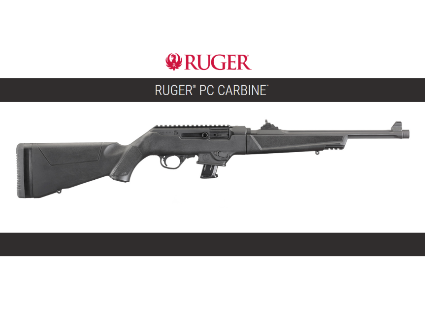 ruger 40sw pc carbines in 40sw 10mm pccarbne 40sw better than 9mm 1