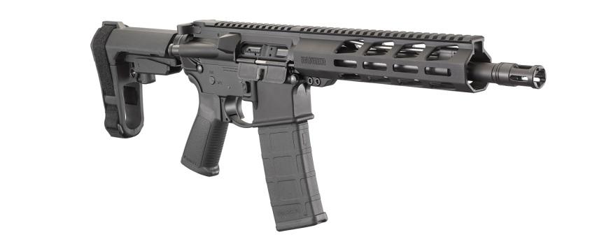 ruger ar-556 ar15 ar pistol ruger model 8570 3