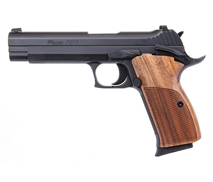 sig sauer p210 pistol 9mm stainless steel frame classic pistol match grade tactical pistol  1.jpg