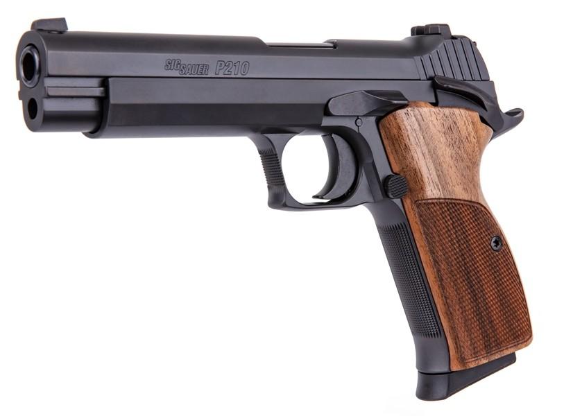 sig sauer p210 pistol 9mm stainless steel frame classic pistol match grade tactical pistol  3.jpg