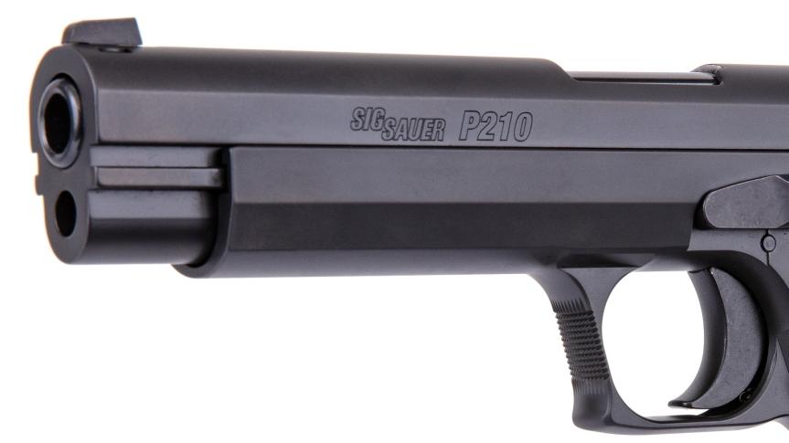 sig sauer p210 pistol 9mm stainless steel frame classic pistol match grade tactical pistol  4.jpg