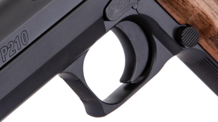 sig sauer p210 pistol 9mm stainless steel frame classic pistol match grade tactical pistol 6