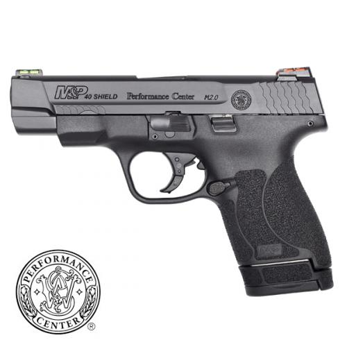 smith and wesson m p shield m2.0 lon slide rmr on shield optics cut smithn and wesson 6
