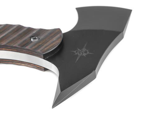 toor knives camp axe 80crv2 compact axe hatchet tactical